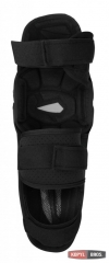 Наколенники Leatt Knee Guard Dual Axis черные, фото №2, цена