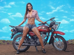Bajaj Boxer 150 Cross, фото №6, цена