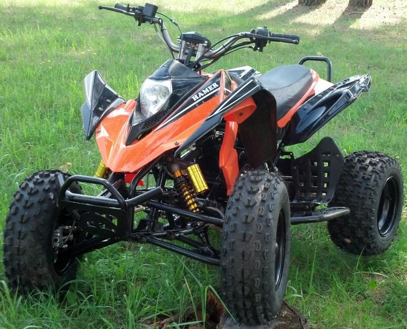 Квадроцикл Hamer ATV