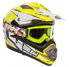 GEON 614 MX-Spirit Yellow/White, фото №2, цена