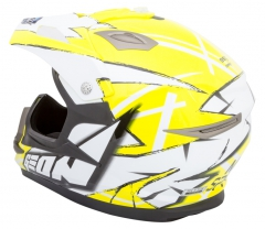 GEON 614 MX-Spirit Yellow/White, фото №3, цена