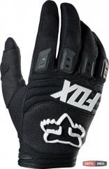 Мото перчатки FOX DIRTPAW RACE Glove черные, фото №1, цена