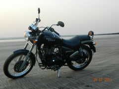 Royal Enfield Rumbler 500, фото №10, цена
