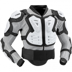 Мотозащита FOX Titan Sport Jacket White, фото №1, цена