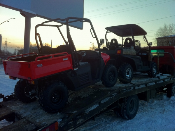 sPEED GEAR UTV 800 + SPEED GEAR 400