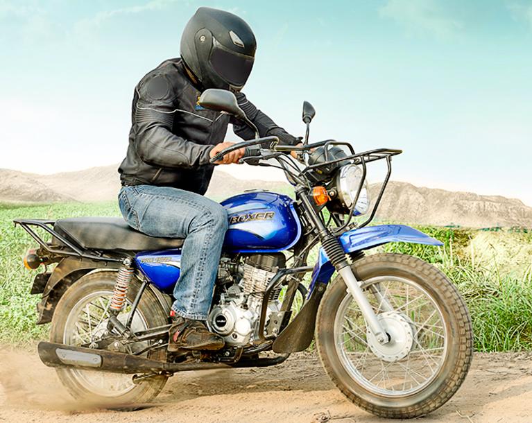 Купить Мотоциклы новые Bajaj Boxer 150 Cross (Индия) в Киеве 3ef16b84aa4f5