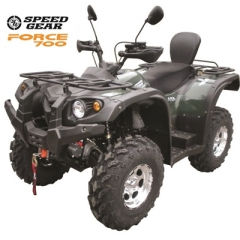 Speed Gear Force 700 EFI 2018, фото №1, цена
