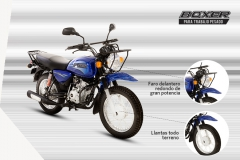 Bajaj Boxer 150 Cross (Индия), фото №17, цена