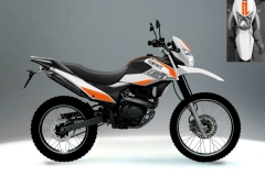 Shineray XY 200GY-6C ENDURO / CROSS, фото №4, цена